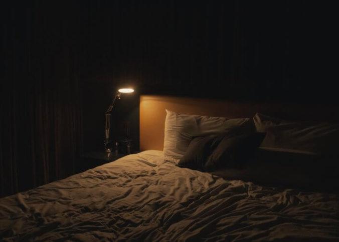 cama vazia