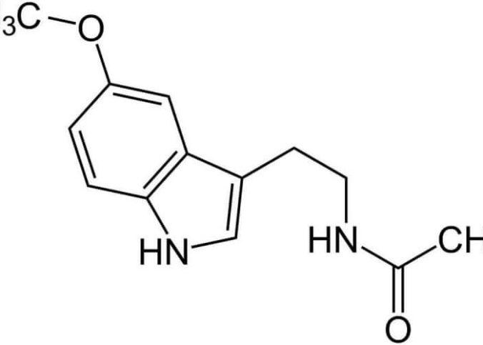 formula da Melatonina