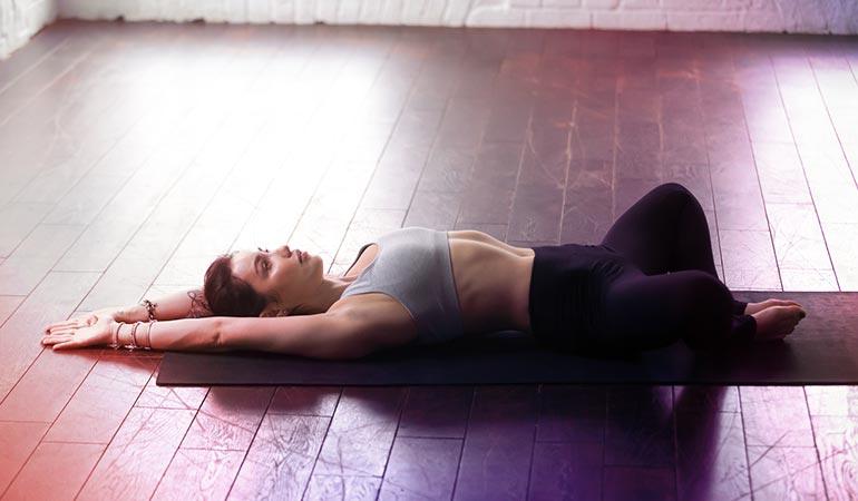 Pose de Yoga 7